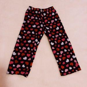 BABIES R US Valentine's Day Pajama pants